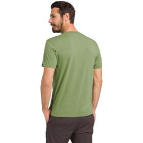 Prana Pocket Camiseta Hombre, matcha heather